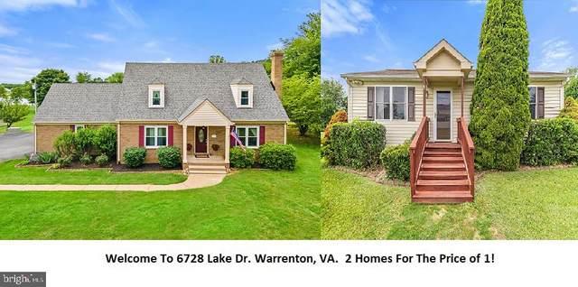 6728 Lake Drive, WARRENTON, VA 20187 (#VAFQ171028) :: A Magnolia Home Team