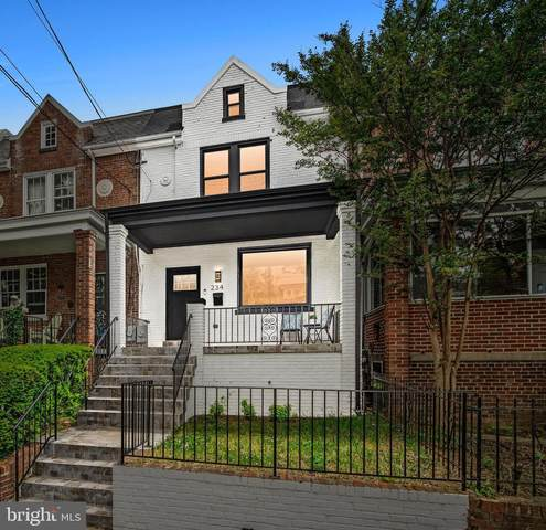 234 Longfellow Street NW, WASHINGTON, DC 20011 (#DCDC525836) :: ROSS | RESIDENTIAL