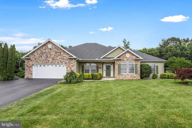 6983 Saint Annes Drive, FAYETTEVILLE, PA 17222 (#PAFL180392) :: The Sky Group