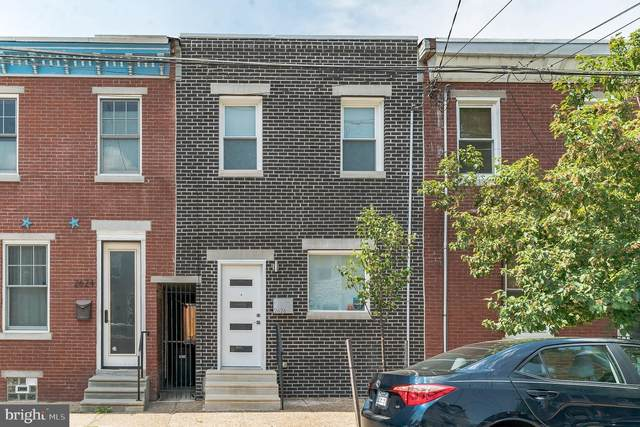 2626 Braddock Street, PHILADELPHIA, PA 19125 (#PAPH1025906) :: Nesbitt Realty