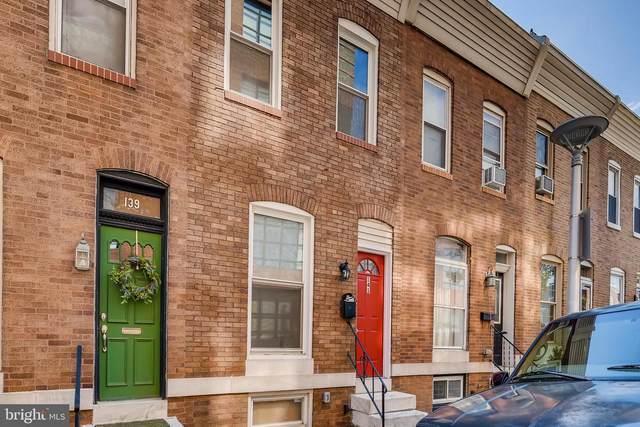 141 S Robinson Street, BALTIMORE, MD 21224 (#MDBA554494) :: SURE Sales Group