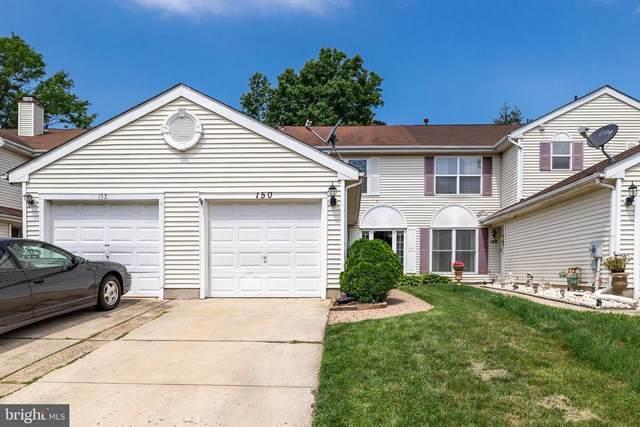 150 Winstead Drive, WESTAMPTON, NJ 08060 (MLS #NJBL399702) :: The Dekanski Home Selling Team