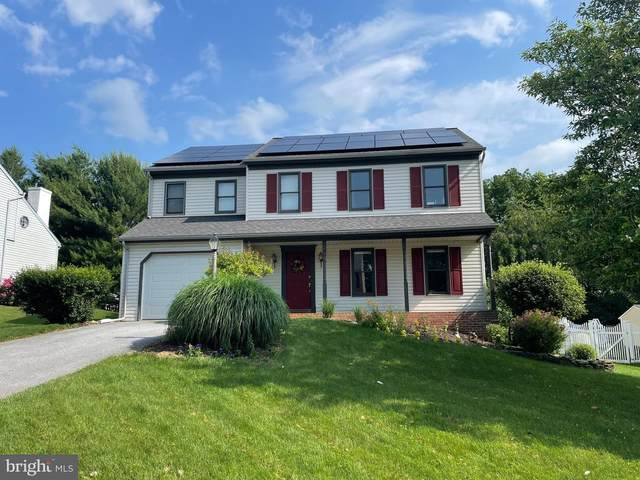 1549 S Jefferson Ct, LANCASTER, PA 17602 (#PALA183700) :: Realty ONE Group Unlimited