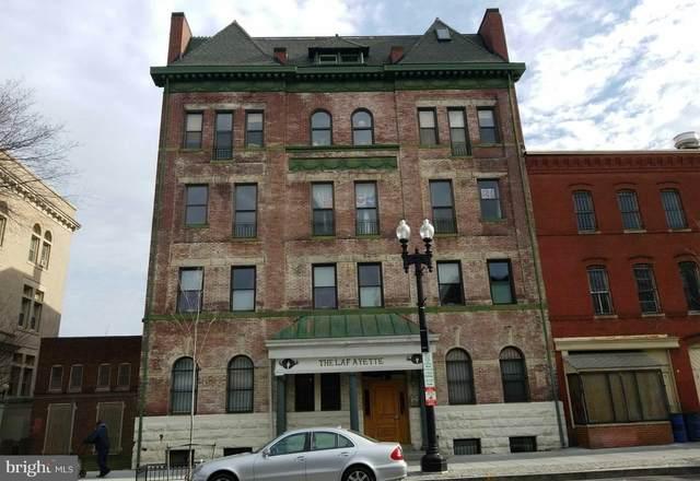 1605-1607 7TH Street NW #1, WASHINGTON, DC 20001 (#DCDC525872) :: The Miller Team