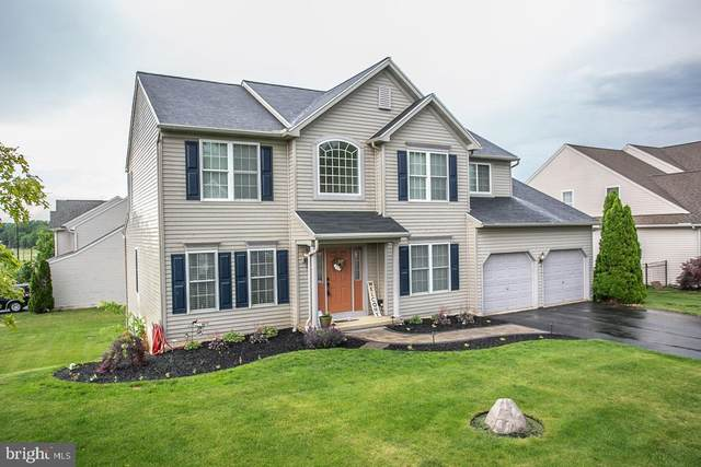 29 Mill Stream Drive, MORGANTOWN, PA 19543 (#PABK378944) :: The Mike Coleman Team
