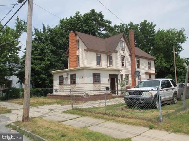 711 N 4TH Street, MILLVILLE, NJ 08332 (MLS #NJCB133256) :: The Dekanski Home Selling Team