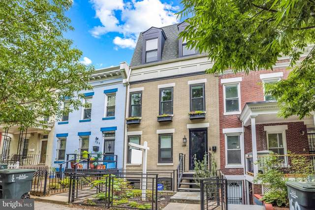 158 Bryant Street NW #2, WASHINGTON, DC 20001 (#DCDC525930) :: Crossman & Co. Real Estate