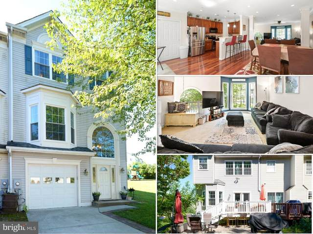 6129 Pine Crest Lane, FREDERICK, MD 21701 (#MDFR284020) :: Pearson Smith Realty