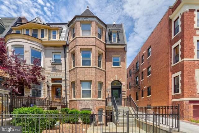 1423 Clifton Street NW #3, WASHINGTON, DC 20009 (#DCDC525934) :: Nesbitt Realty