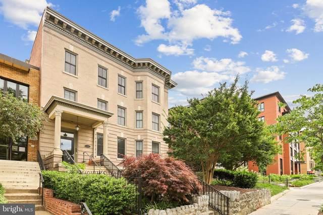 1323 Clifton Street NW #4, WASHINGTON, DC 20009 (#DCDC525940) :: The Putnam Group