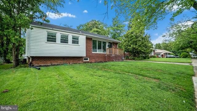 8302 Quentin Street, NEW CARROLLTON, MD 20784 (#MDPG609600) :: Berkshire Hathaway HomeServices McNelis Group Properties