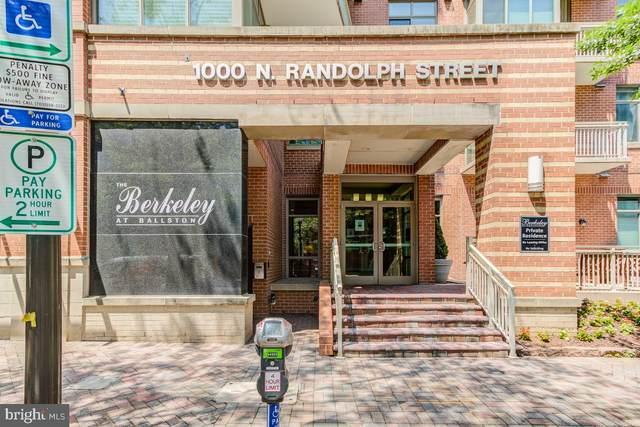 1000 N Randolph Street #510, ARLINGTON, VA 22201 (#VAAR183202) :: Pearson Smith Realty