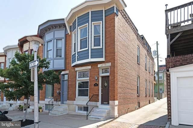 139 S Potomac Street, BALTIMORE, MD 21224 (#MDBA554534) :: RE/MAX Advantage Realty