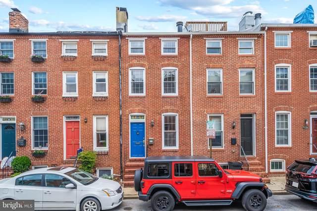 32 E Wheeling Street, BALTIMORE, MD 21230 (#MDBA554536) :: Ultimate Selling Team
