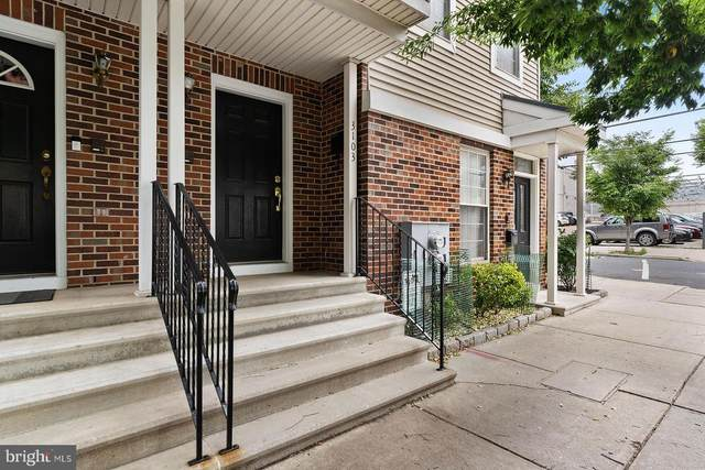 3103 W Thompson Street, PHILADELPHIA, PA 19121 (#PAPH1026044) :: The Dailey Group