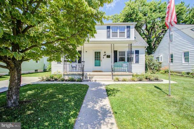 311 Willow Avenue, FREDERICK, MD 21701 (#MDFR284032) :: Sunrise Home Sales Team of Mackintosh Inc Realtors