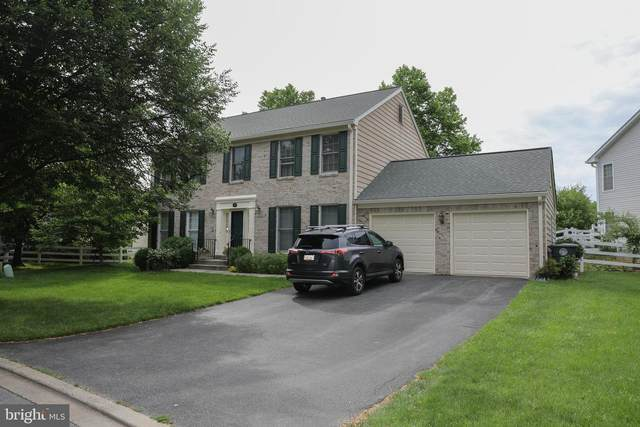 111 Rose Garden Way, FREDERICK, MD 21702 (#MDFR284038) :: Bowers Realty Group