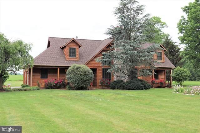 1814 Mansion Lane, MOUNT JOY, PA 17552 (#PALA183720) :: TeamPete Realty Services, Inc