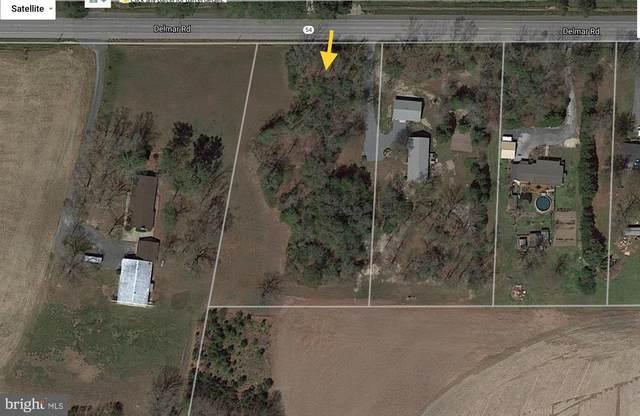 Lot 5 Delmar Rd, DELMAR, DE 19940 (#DESU184806) :: Bright Home Group