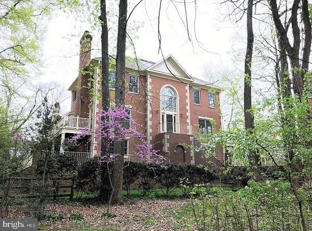 121 Gresham Place, FALLS CHURCH, VA 22046 (#VAFA112220) :: Nesbitt Realty