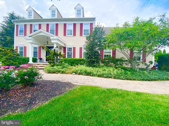 154 Davenport Drive, CHESTERFIELD, NJ 08515 (#NJBL399736) :: Holloway Real Estate Group