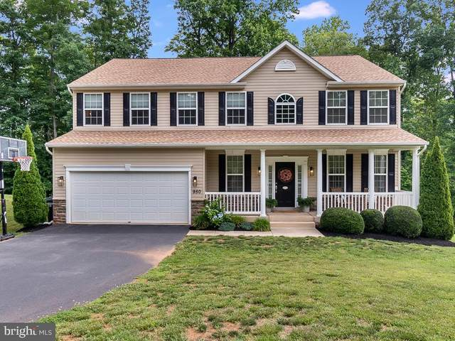 950 Grouse Pointe Drive, STAFFORD, VA 22556 (#VAST233366) :: The Redux Group