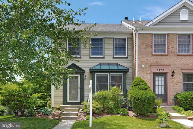 6176 S Steamboat Way, NEW MARKET, MD 21774 (#MDFR284056) :: Pearson Smith Realty