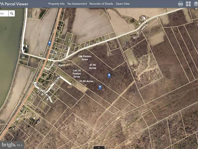 Lot 1A Paxton Drive, DALMATIA, PA 17017 (#PADA134386) :: The Paul Hayes Group   eXp Realty