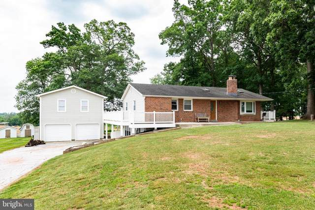 2229 Feeser Road N, TANEYTOWN, MD 21787 (#MDCR205310) :: ExecuHome Realty