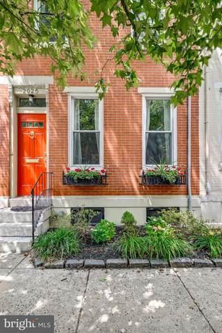 2025 Brandywine Street, PHILADELPHIA, PA 19130 (#PAPH1026152) :: Jason Freeby Group at Keller Williams Real Estate