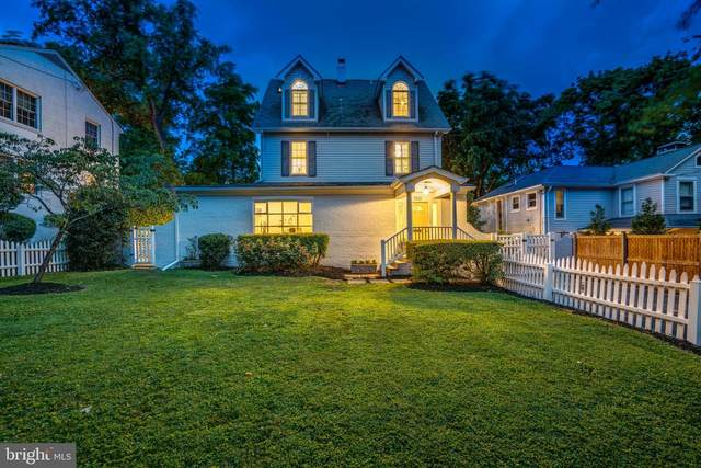 7302 Pomander Lane, CHEVY CHASE, MD 20815 (#MDMC763072) :: Better Homes Realty Signature Properties