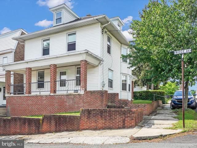 524 Ridge Avenue, POTTSVILLE, PA 17901 (#PASK135726) :: Ramus Realty Group