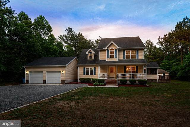 9261 Whitesville Road, PARSONSBURG, MD 21849 (#MDWC113424) :: Bright Home Group