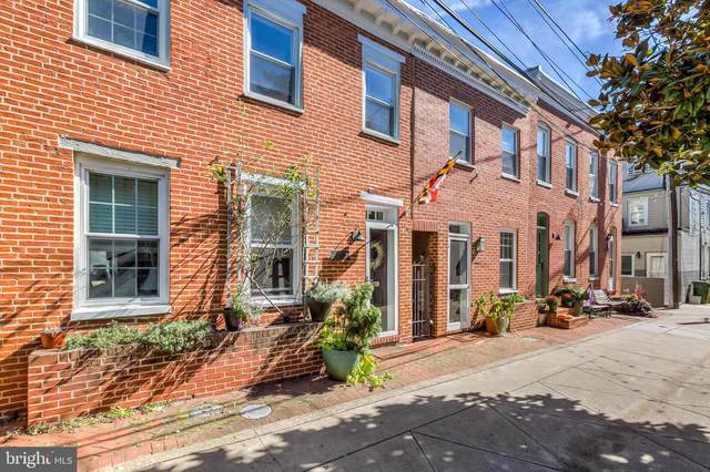1247 Knox Court, BALTIMORE, MD 21230 (#MDBA554590) :: The Dailey Group