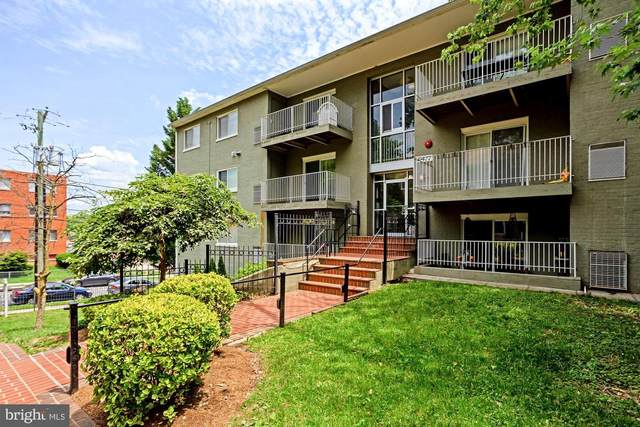 4477 B Street SE #102, WASHINGTON, DC 20019 (#DCDC526008) :: The Redux Group