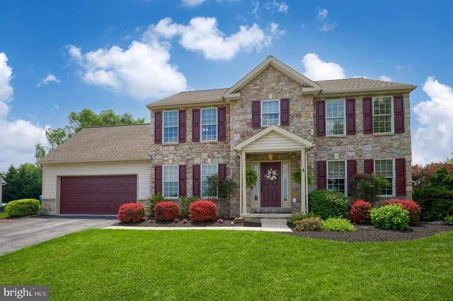 165 Locust Hill Road, DALLASTOWN, PA 17313 (#PAYK160180) :: TeamPete Realty Services, Inc