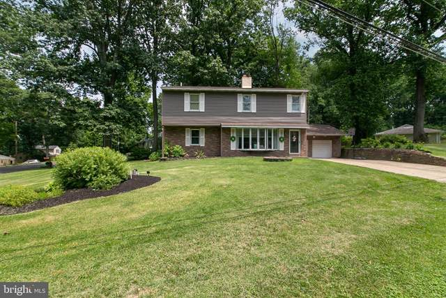 802 Libby Lane, FEASTERVILLE TREVOSE, PA 19053 (#PABU529980) :: Blackwell Real Estate