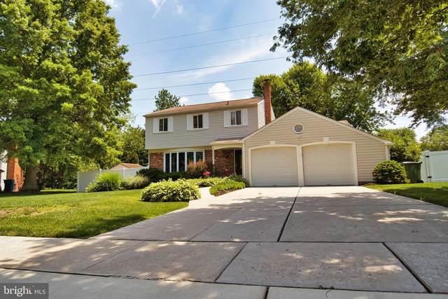 713 Crestbrook Avenue, CHERRY HILL, NJ 08003 (MLS #NJCD421946) :: The Dekanski Home Selling Team