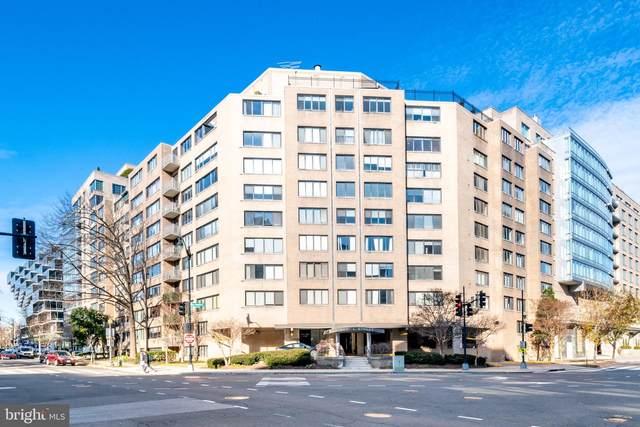 2201 L Street NW #114, WASHINGTON, DC 20037 (#DCDC526032) :: SURE Sales Group