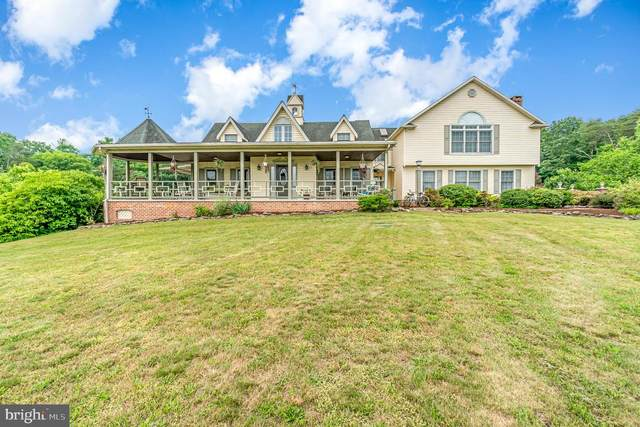 101 Cree Lane, ELLIOTTSBURG, PA 17024 (#PAPY103572) :: TeamPete Realty Services, Inc