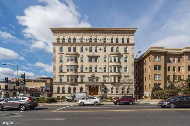 2000 16TH Street NW #306, WASHINGTON, DC 20009 (#DCDC526062) :: AJ Team Realty