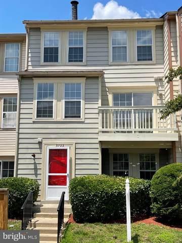 3722 Monmouth Place, BURTONSVILLE, MD 20866 (#MDMC763166) :: City Smart Living