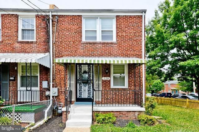 228 63RD Street NE, WASHINGTON, DC 20019 (#DCDC526078) :: Bowers Realty Group