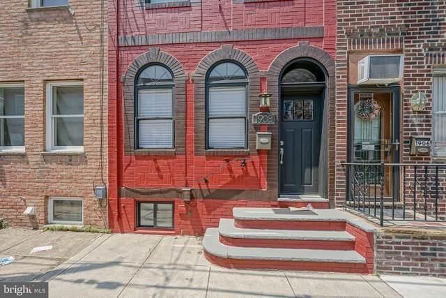 1908 S Warnock Street, PHILADELPHIA, PA 19148 (#PAPH1026336) :: The Mike Coleman Team