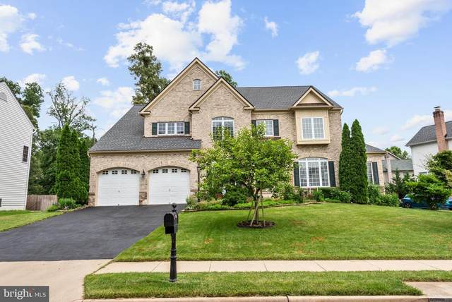 3374 Dondis Creek Drive, TRIANGLE, VA 22172 (#VAPW525298) :: ExecuHome Realty