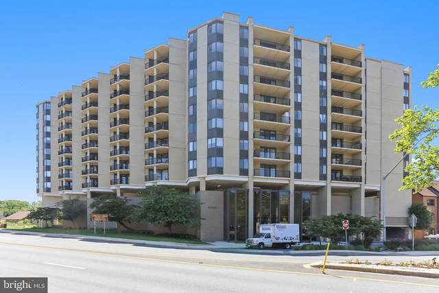 4242 East West #1017, CHEVY CHASE, MD 20815 (#MDMC763184) :: SURE Sales Group