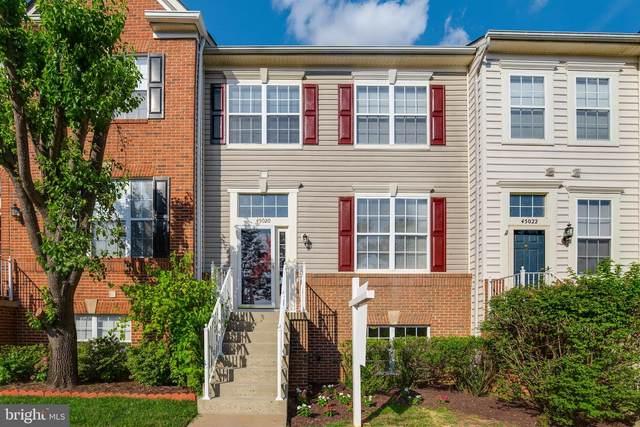 45020 University Drive, ASHBURN, VA 20147 (#VALO441228) :: Sunrise Home Sales Team of Mackintosh Inc Realtors