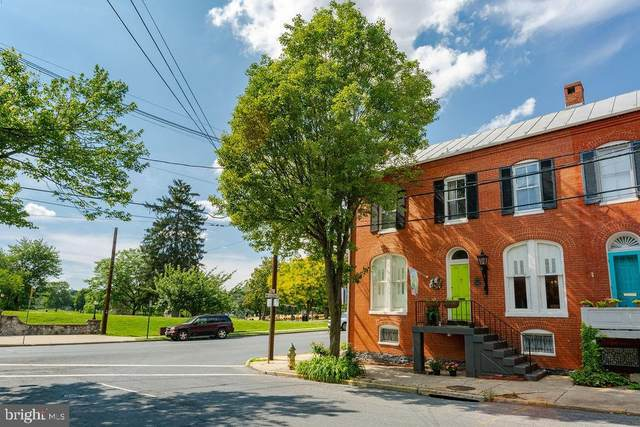 135 W Church Street, FREDERICK, MD 21701 (#MDFR284090) :: Ultimate Selling Team
