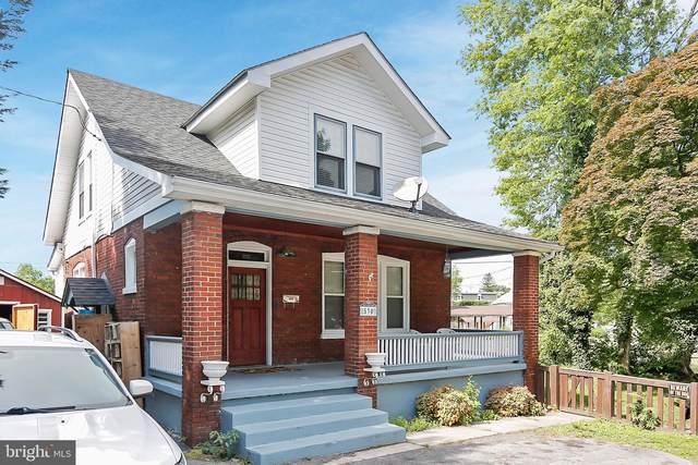 530 Dunn Irvin Drive, HAGERSTOWN, MD 21740 (#MDWA180410) :: Eng Garcia Properties, LLC
