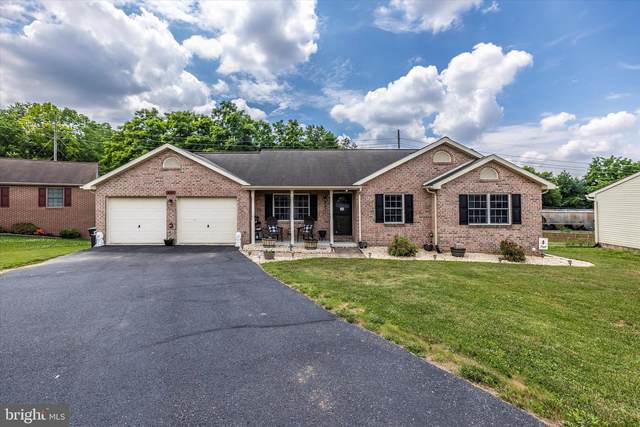 420 Chartridge Drive, HAGERSTOWN, MD 21742 (#MDWA180412) :: The Sky Group